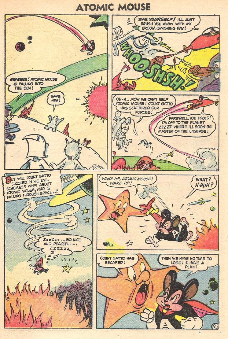 Atomic Mouse issue 7 - Page 11