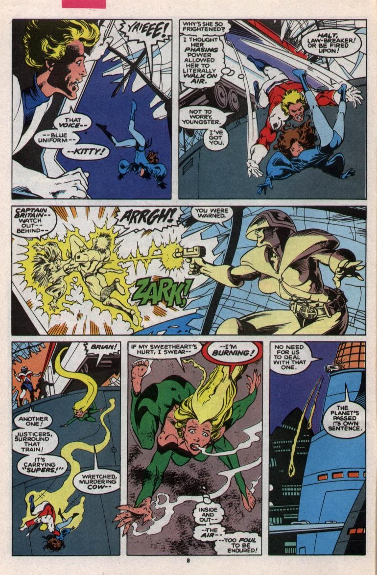 Excalibur (1988) issue 23 - Page 7