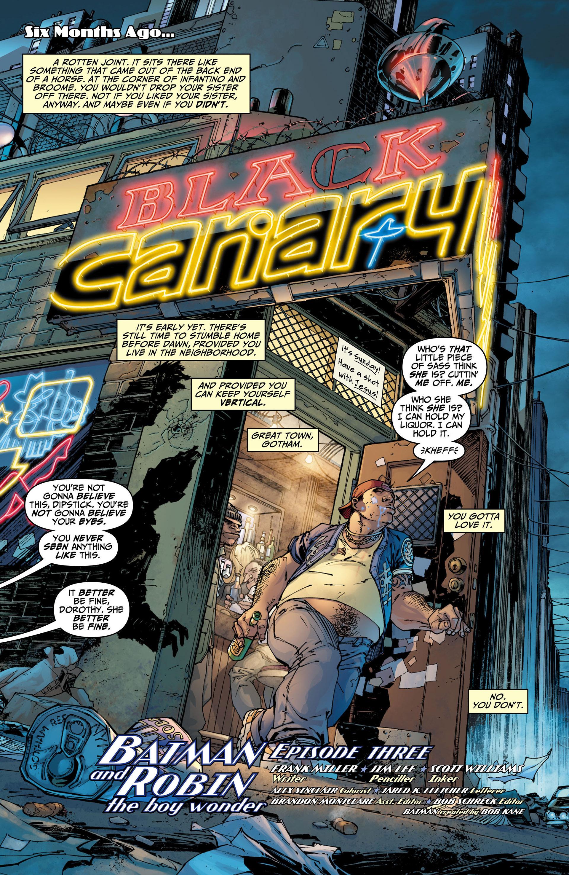Read online All Star Batman & Robin, The Boy Wonder comic -  Issue #3 - 3