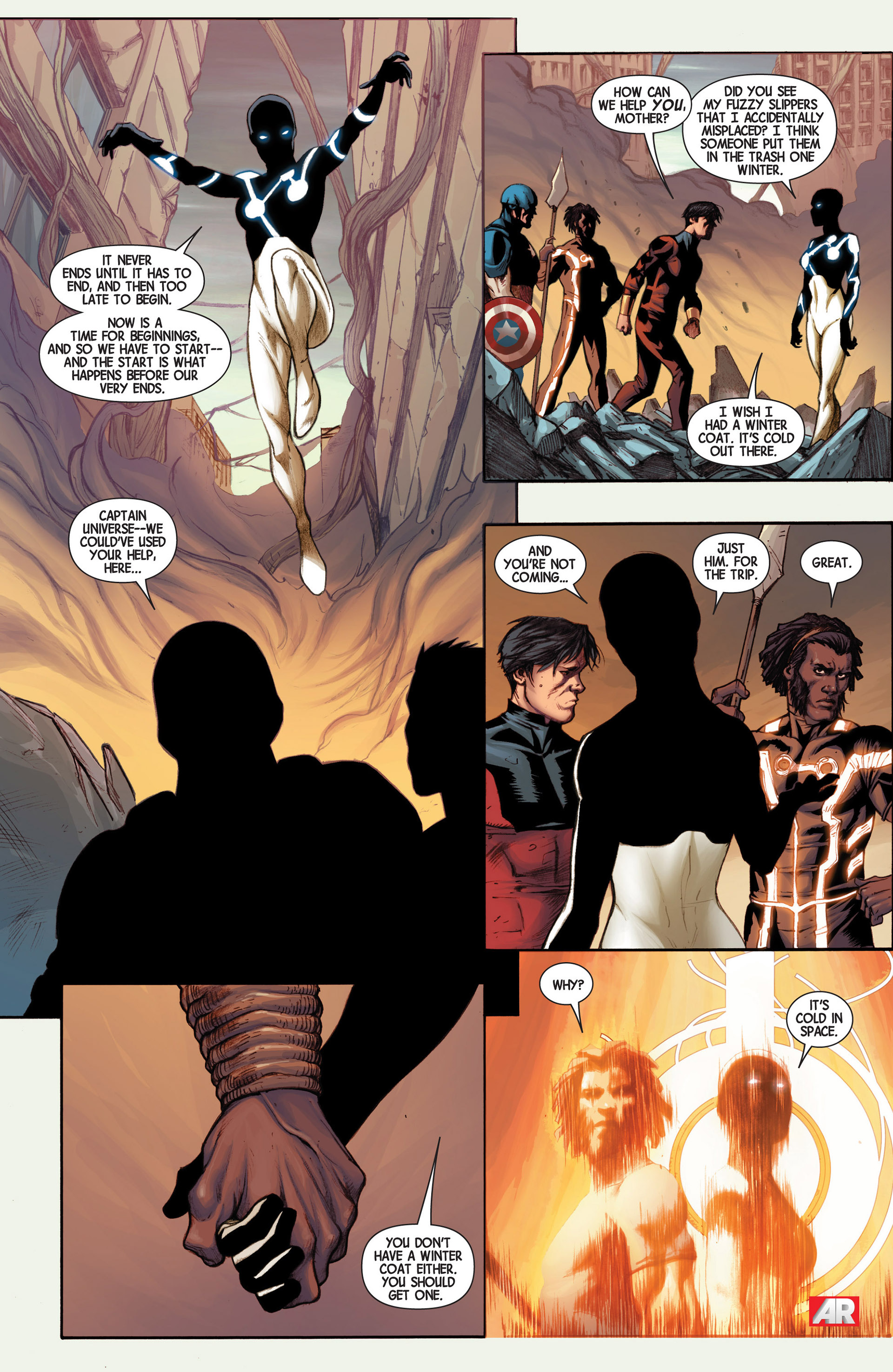 Read online Avengers (2013) comic -  Issue #15 - 18