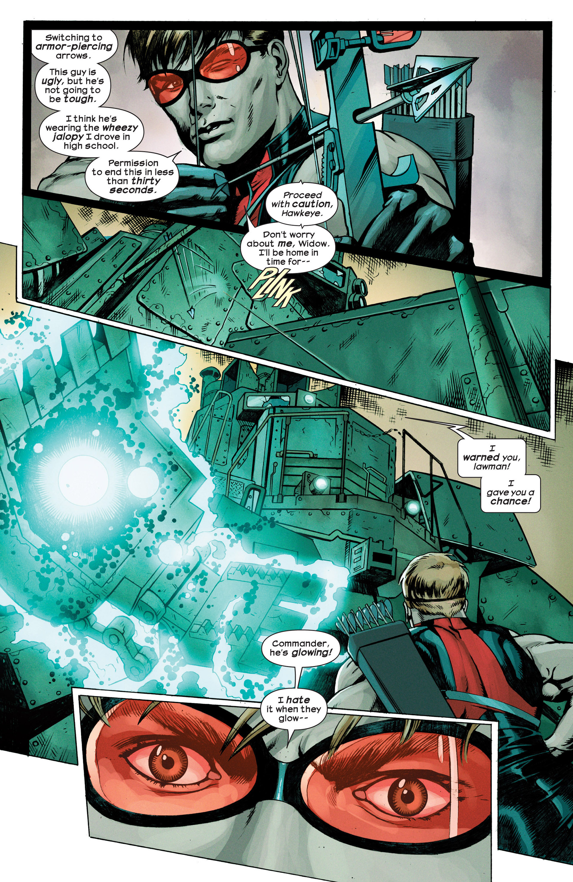 Read online Ultimate Comics Ultimates comic -  Issue #18.1 - 4