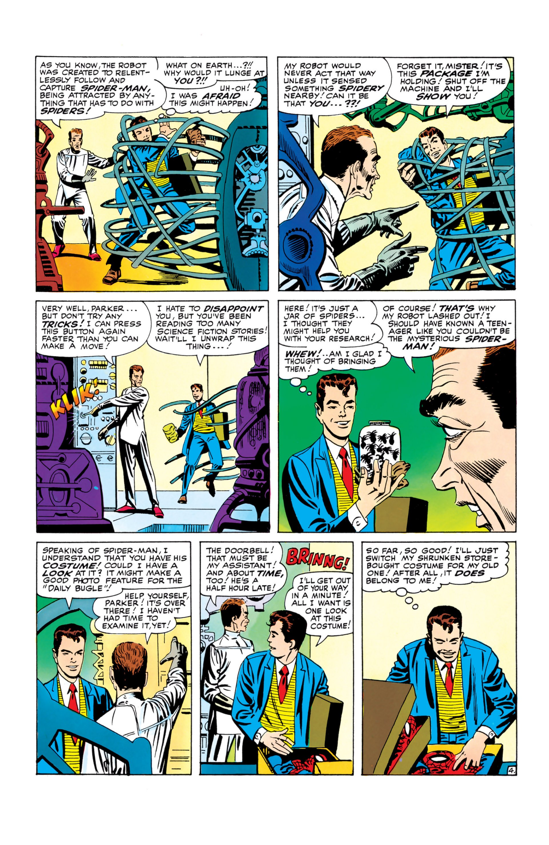 The Amazing Spider-Man (1963) 28 Page 4