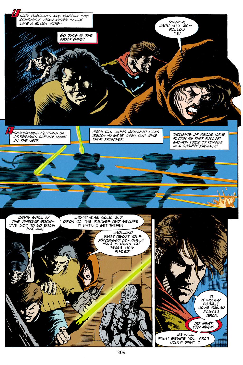 Read online Star Wars Omnibus comic -  Issue # Vol. 4 - 293