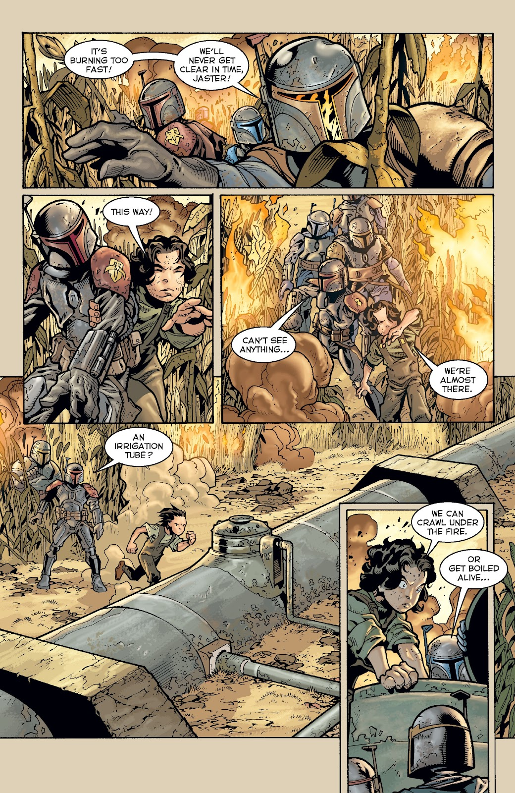 Read online Star Wars Legends Epic Collection: The Menace Revealed comic -  Issue # TPB (Part 1) - 19