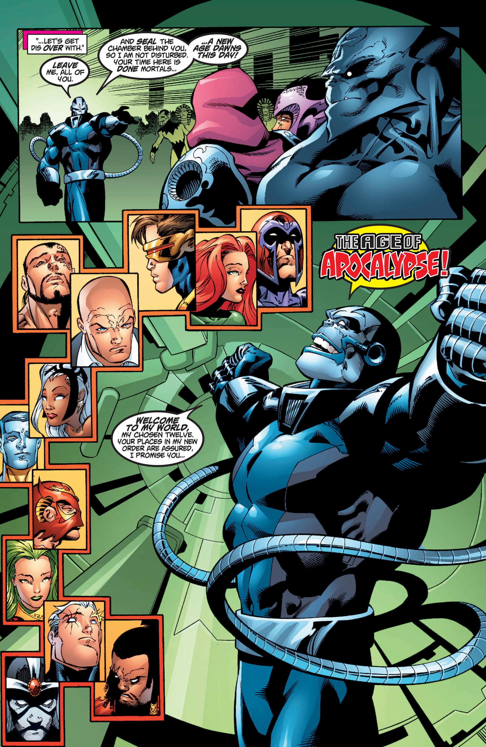 Read online Uncanny X-Men (1963) comic -  Issue #377 - 20
