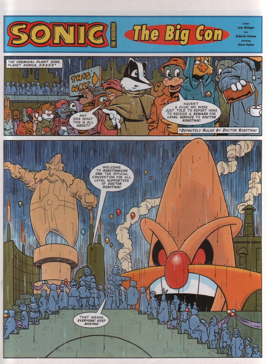 Read online Sonic the Comic comic -  Issue #46 - 3
