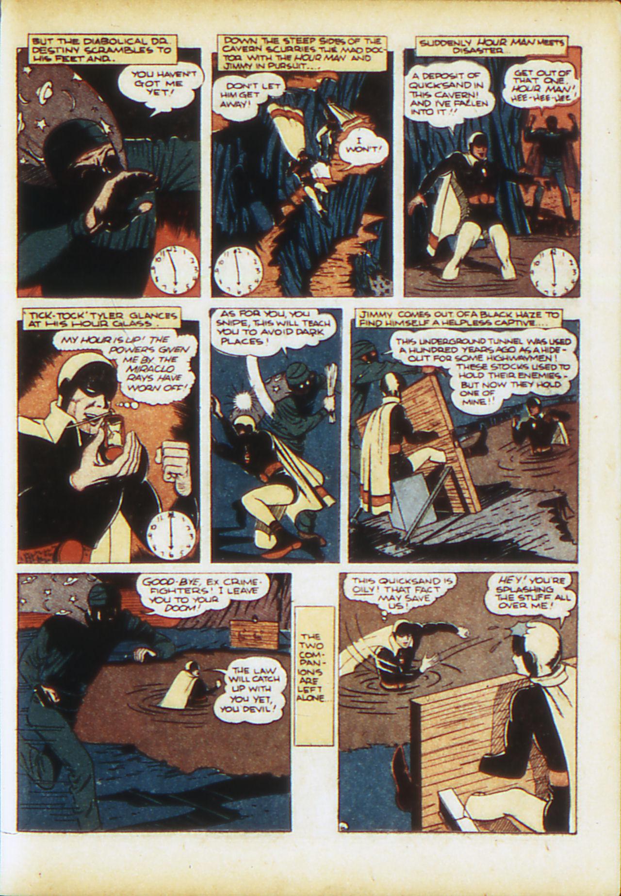 Read online Adventure Comics (1938) comic -  Issue #71 - 46