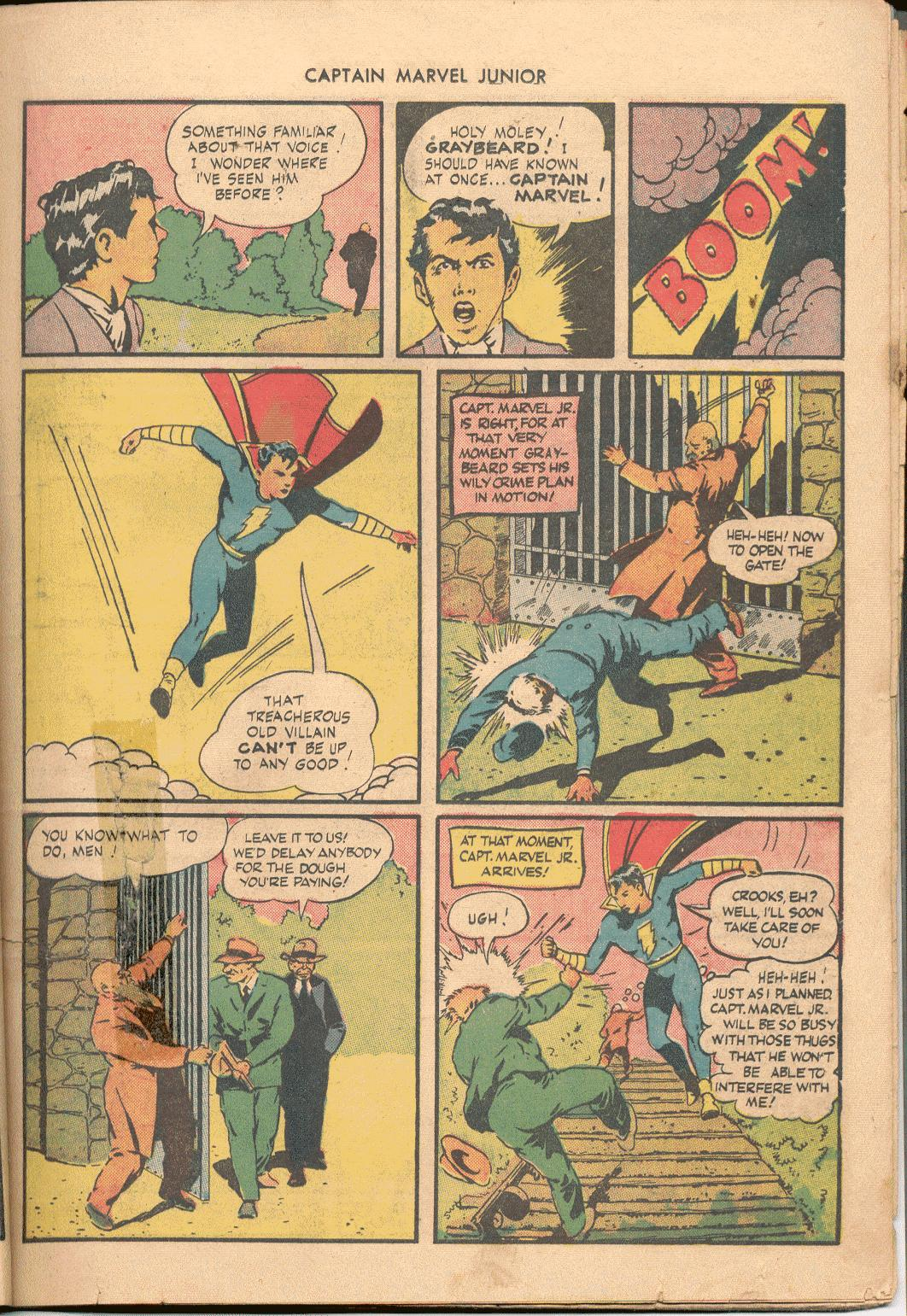 Captain Marvel, Jr. issue 38 - Page 16