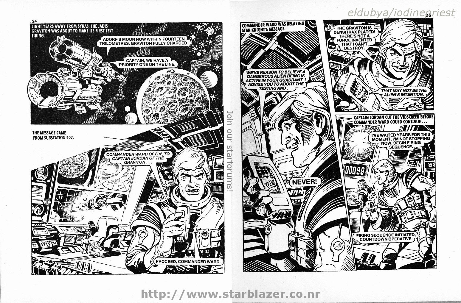 Starblazer issue 171 - Page 14