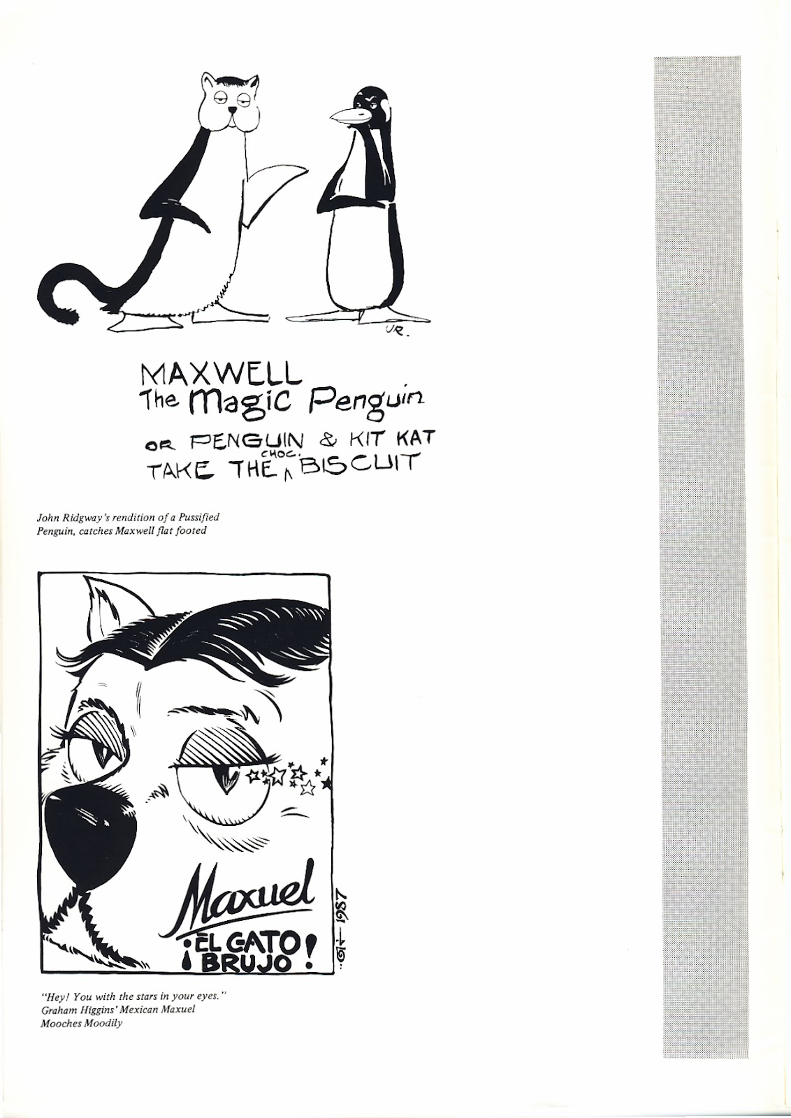 Read online Alan Moore's Maxwell the Magic Cat comic -  Issue #4 - 8