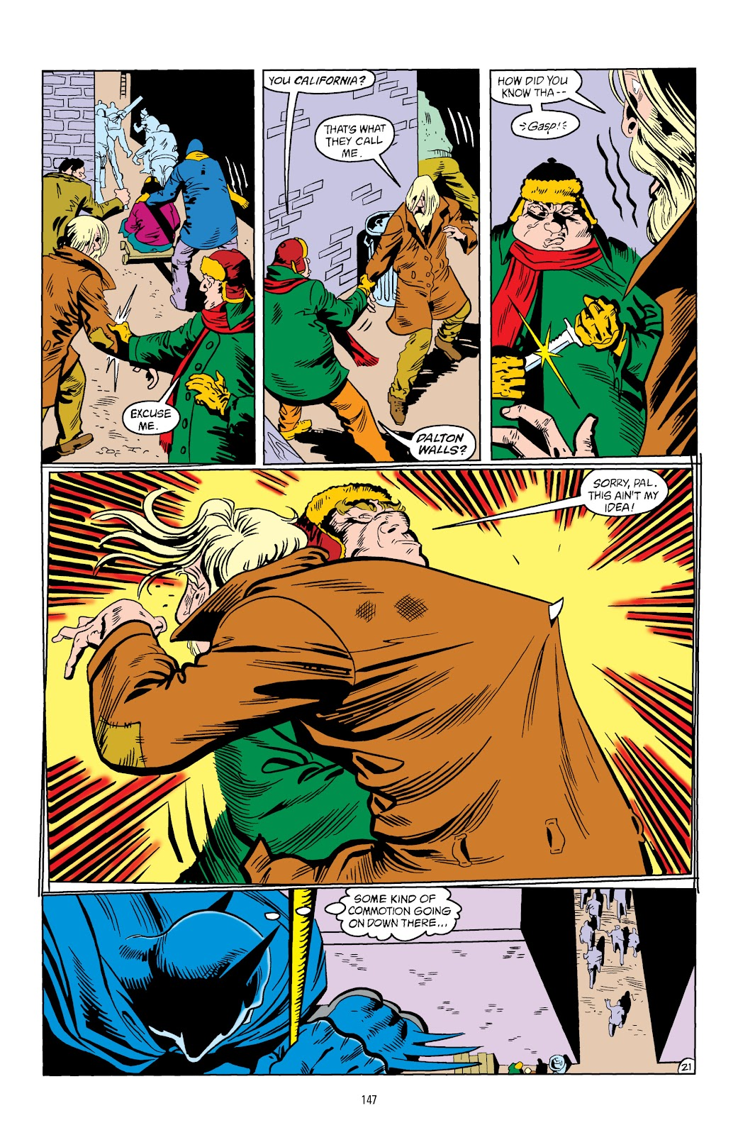 Read online Detective Comics (1937) comic -  Issue # _TPB Batman - The Dark Knight Detective 2 (Part 2) - 49
