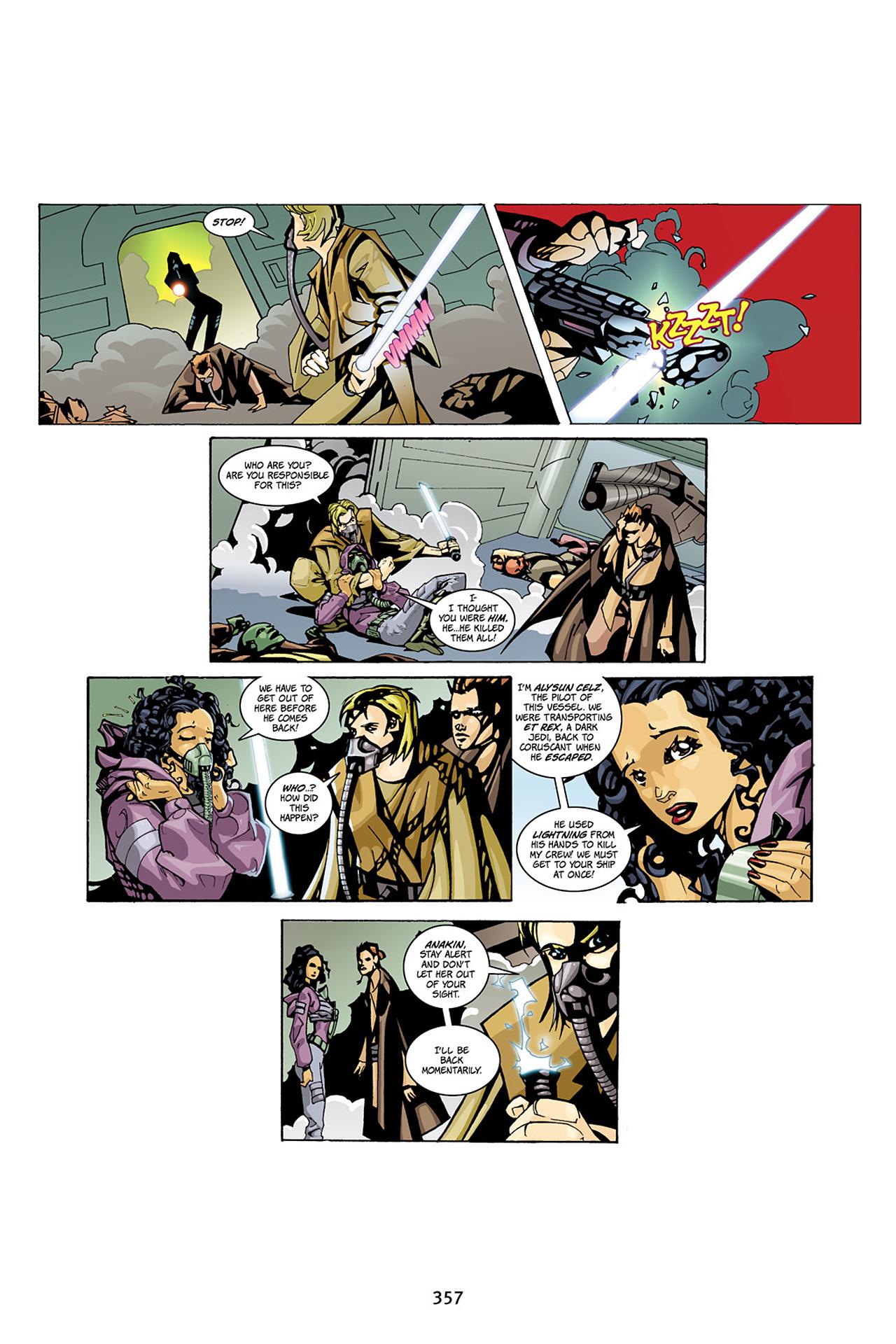 Read online Star Wars Omnibus comic -  Issue # Vol. 10 - 351