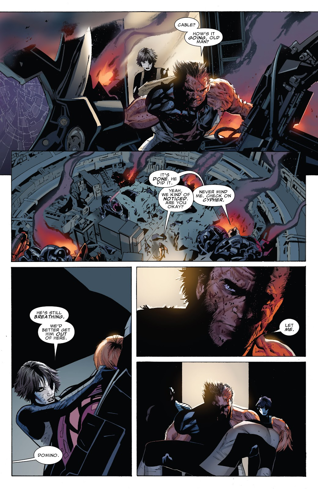 Read online X-Men: Second Coming comic -  Issue # _TPB (Part 3) - 90