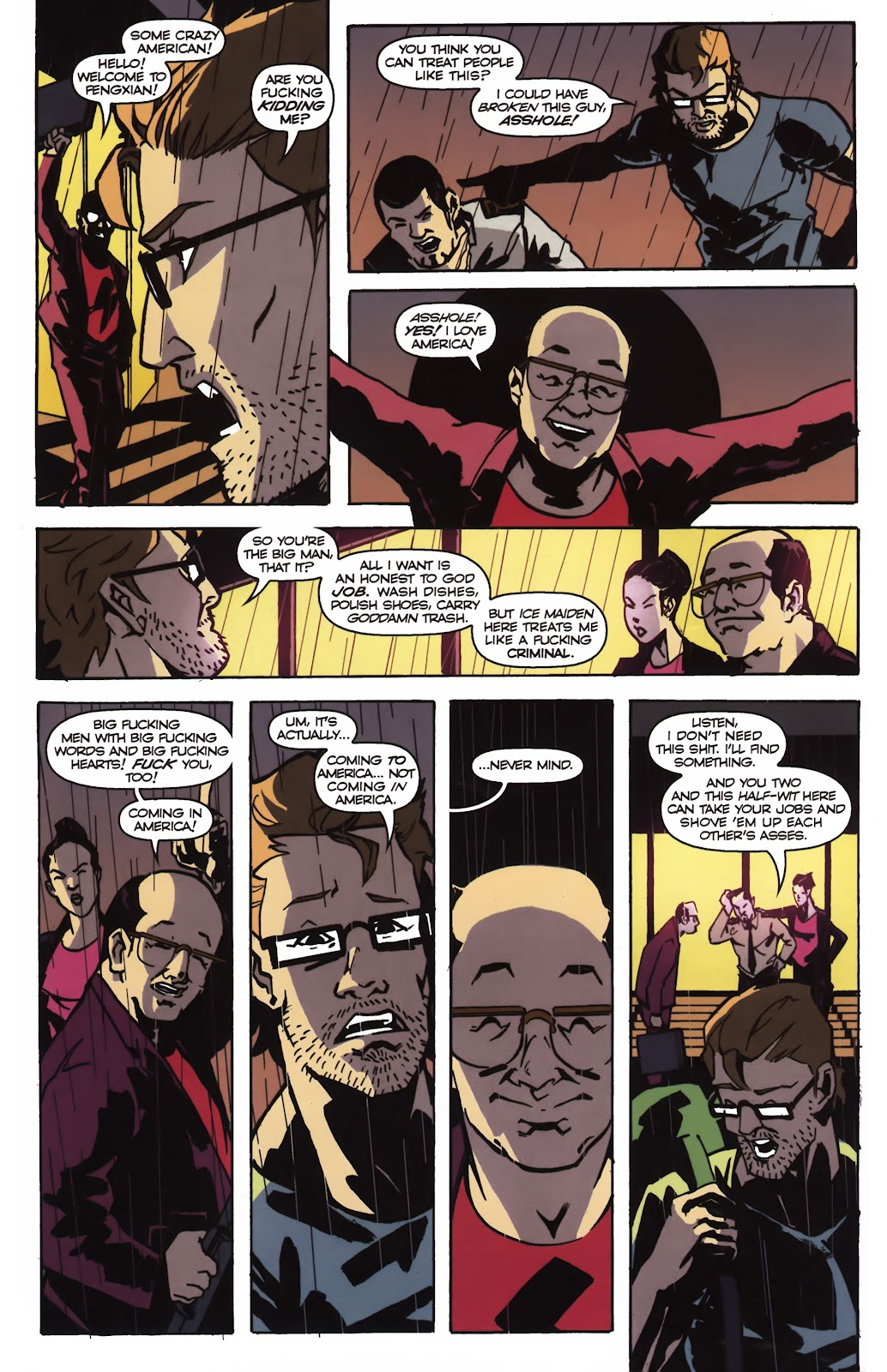 Read online Ricky Rouse Has A Gun comic -  Issue # TPB (Part 1) - 31
