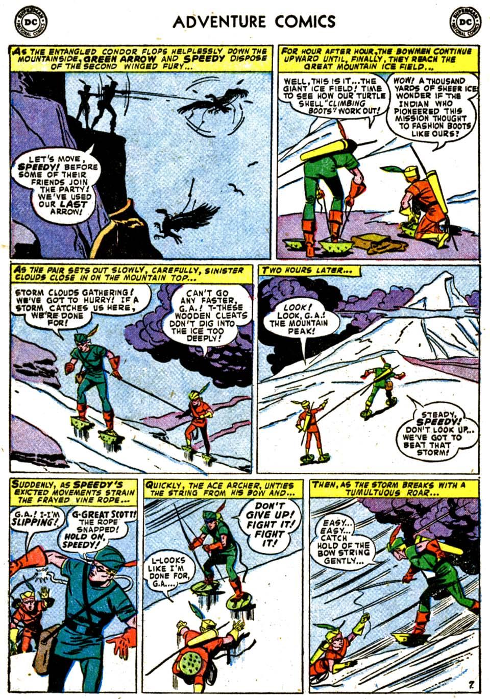Read online Adventure Comics (1938) comic -  Issue #184 - 40