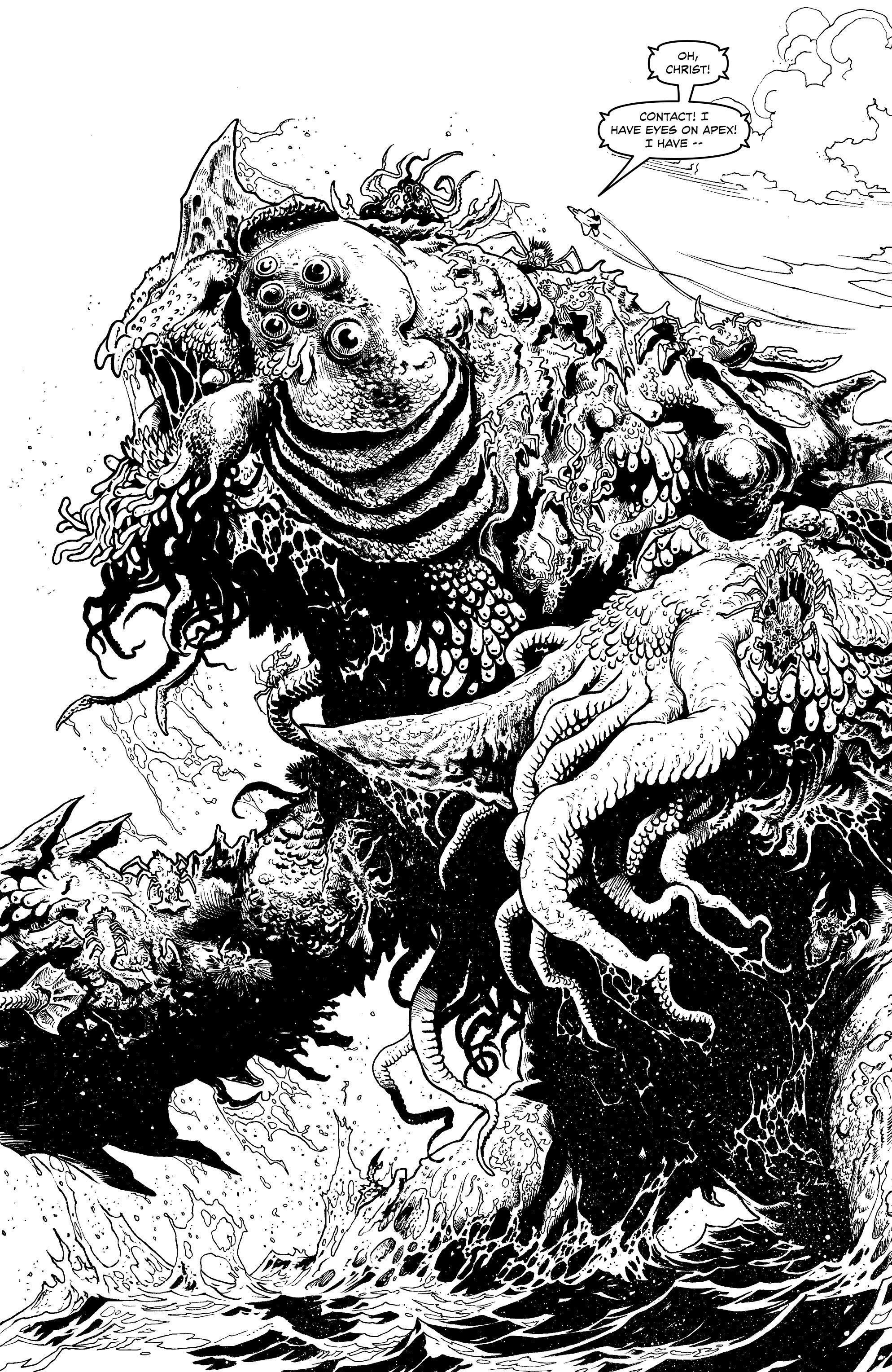 Read online Alan Moore's Cinema Purgatorio comic -  Issue #1 - 48