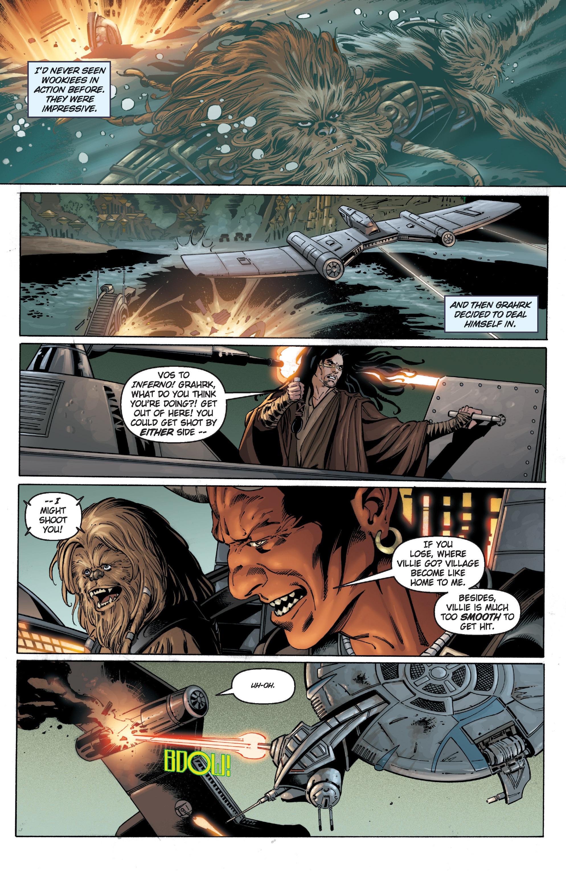 Read online Star Wars Omnibus comic -  Issue # Vol. 26 - 389