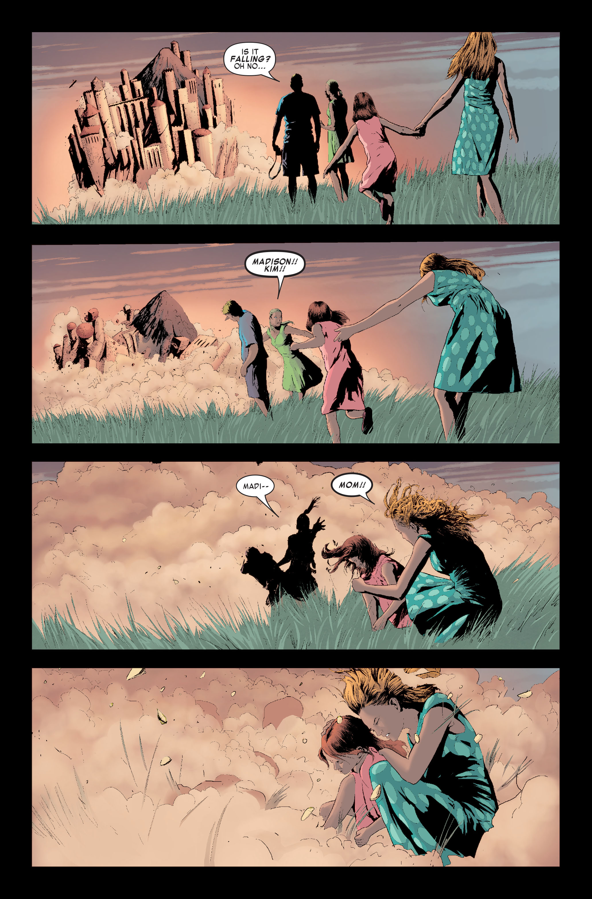 Read online Siege: Captain America comic -  Issue # Full - 7