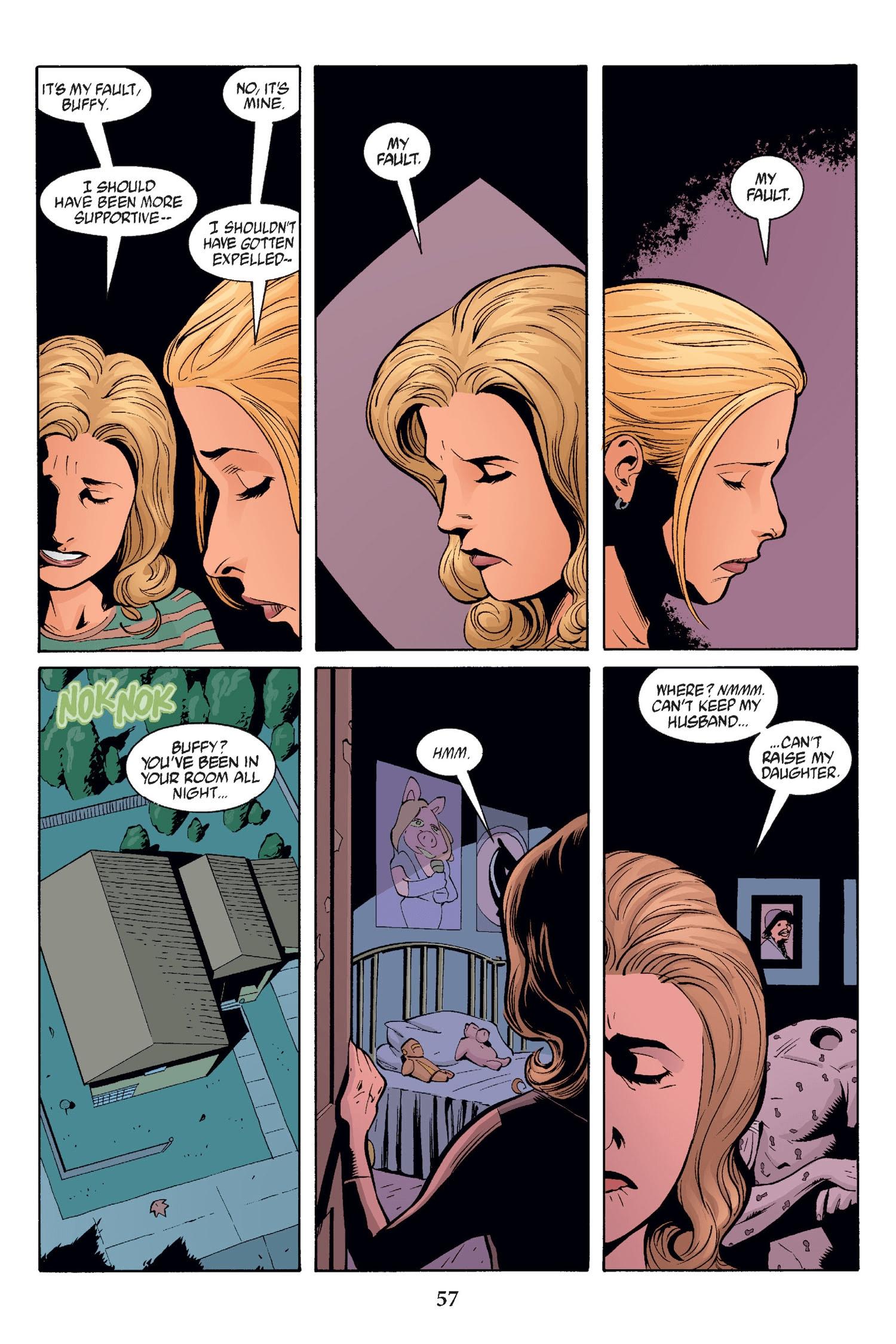 Read online Buffy the Vampire Slayer: Omnibus comic -  Issue # TPB 2 - 56