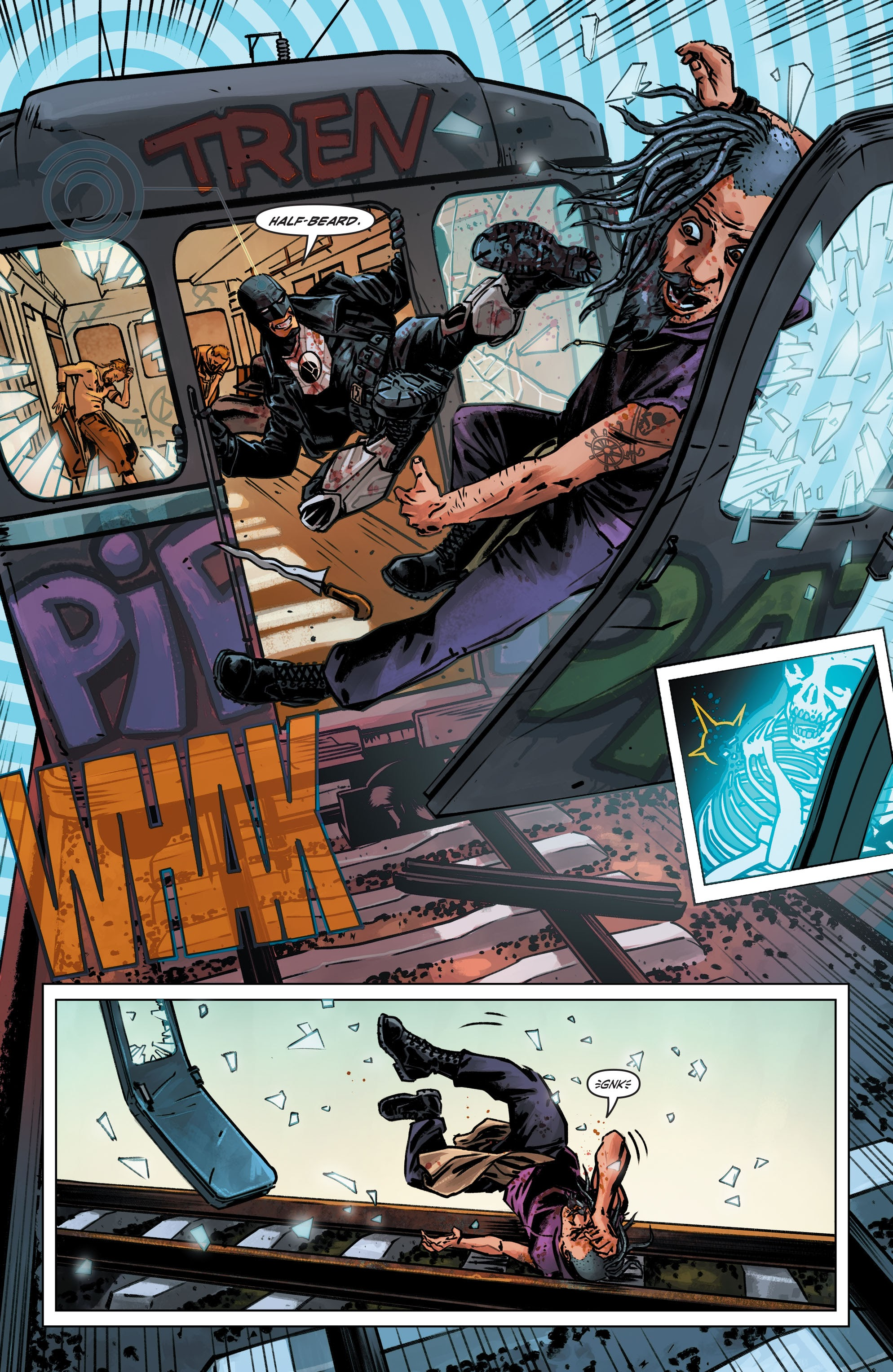 Midnighter and Apollo #_TPB #7 - English 10