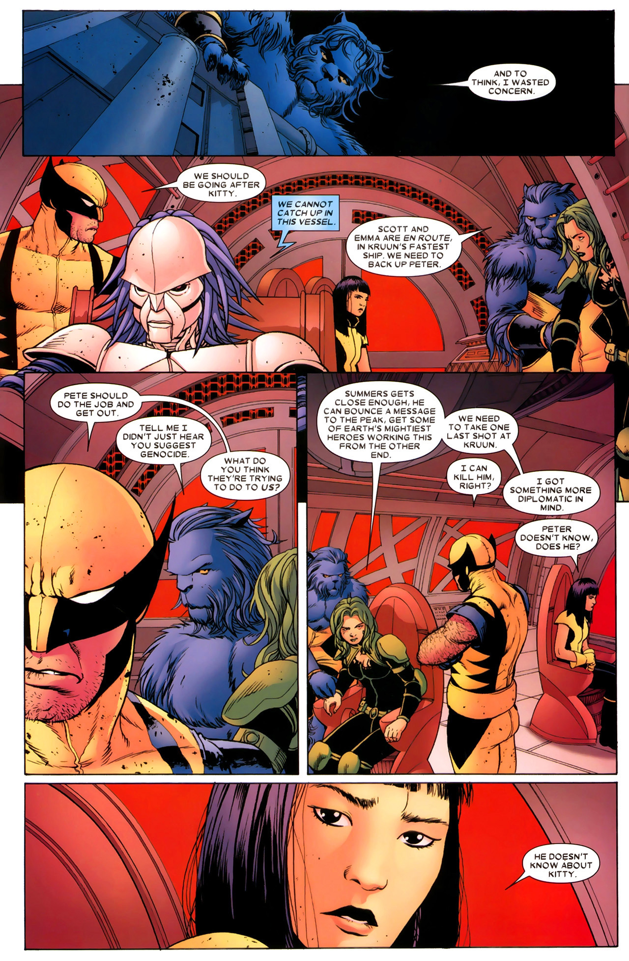 Read online Giant-Size Astonishing X-Men comic -  Issue # Full - 12