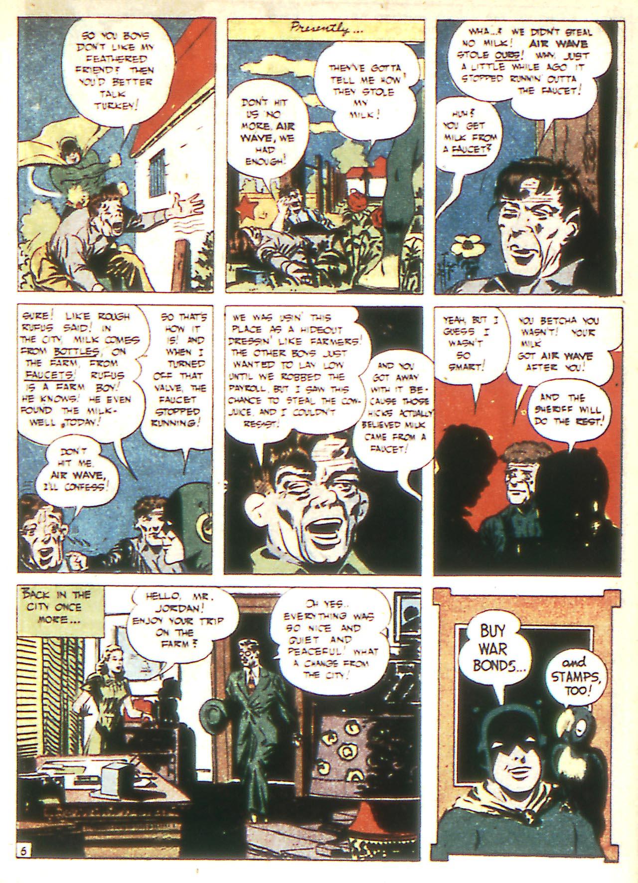 Read online Detective Comics (1937) comic -  Issue #81 - 43