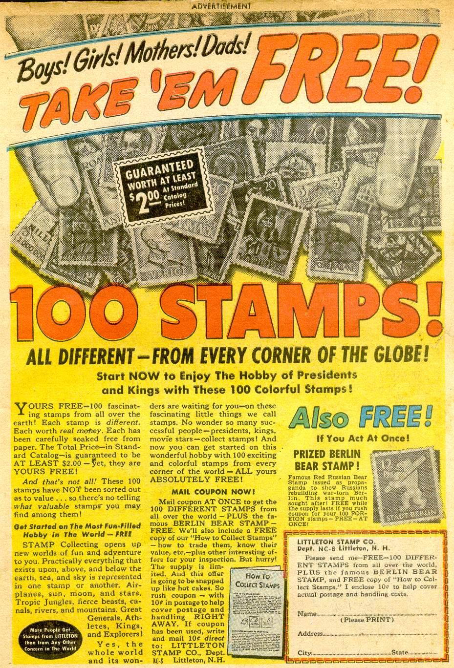 Read online Adventure Comics (1938) comic -  Issue #227 - 33