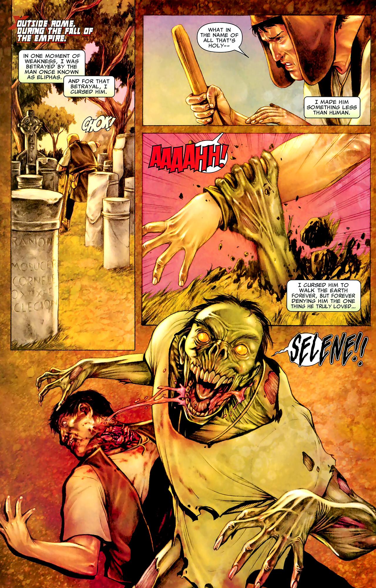 Read online X Necrosha: The Gathering comic -  Issue # Full - 35