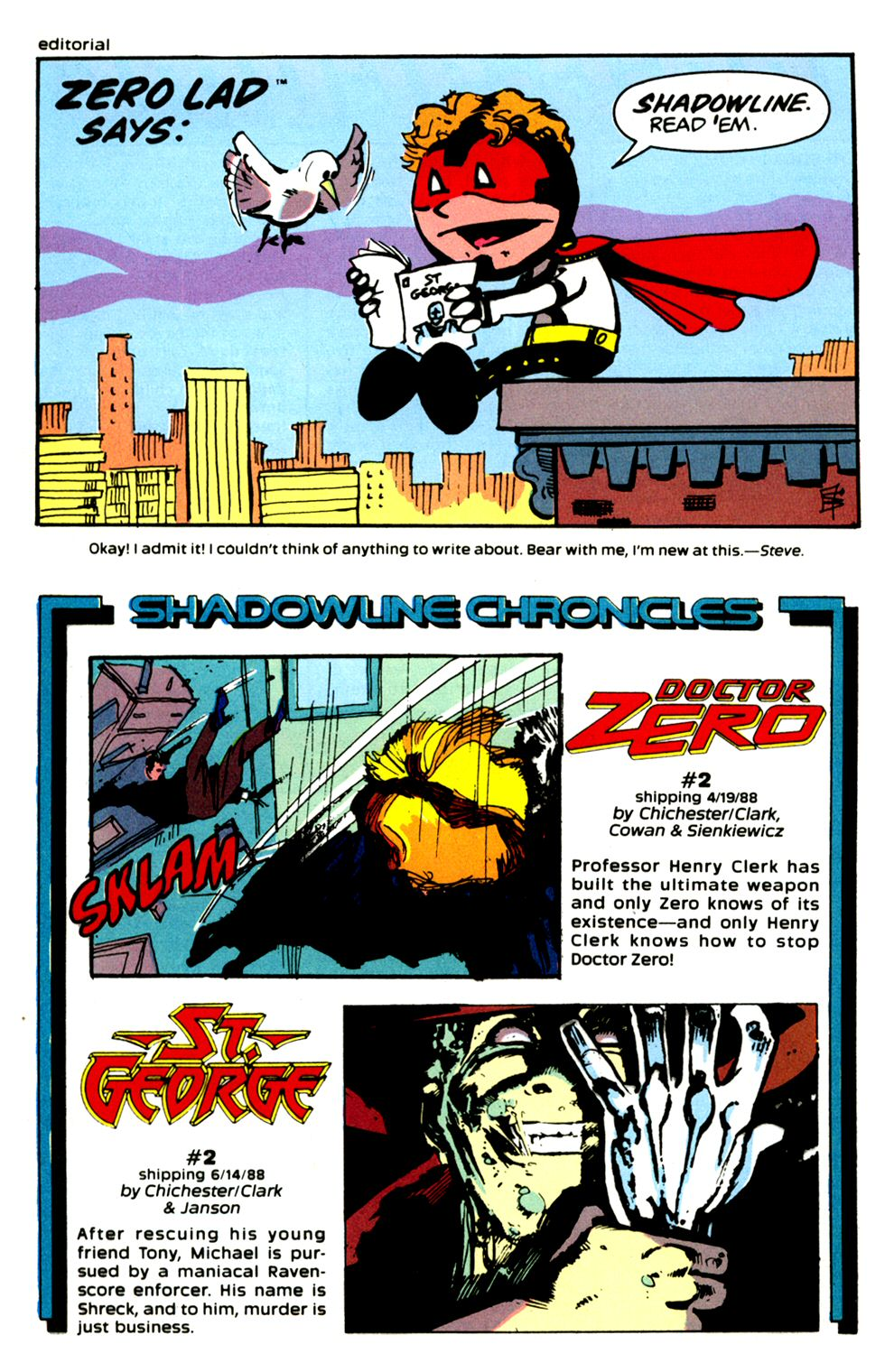 Read online Powerline comic -  Issue #2 - 32