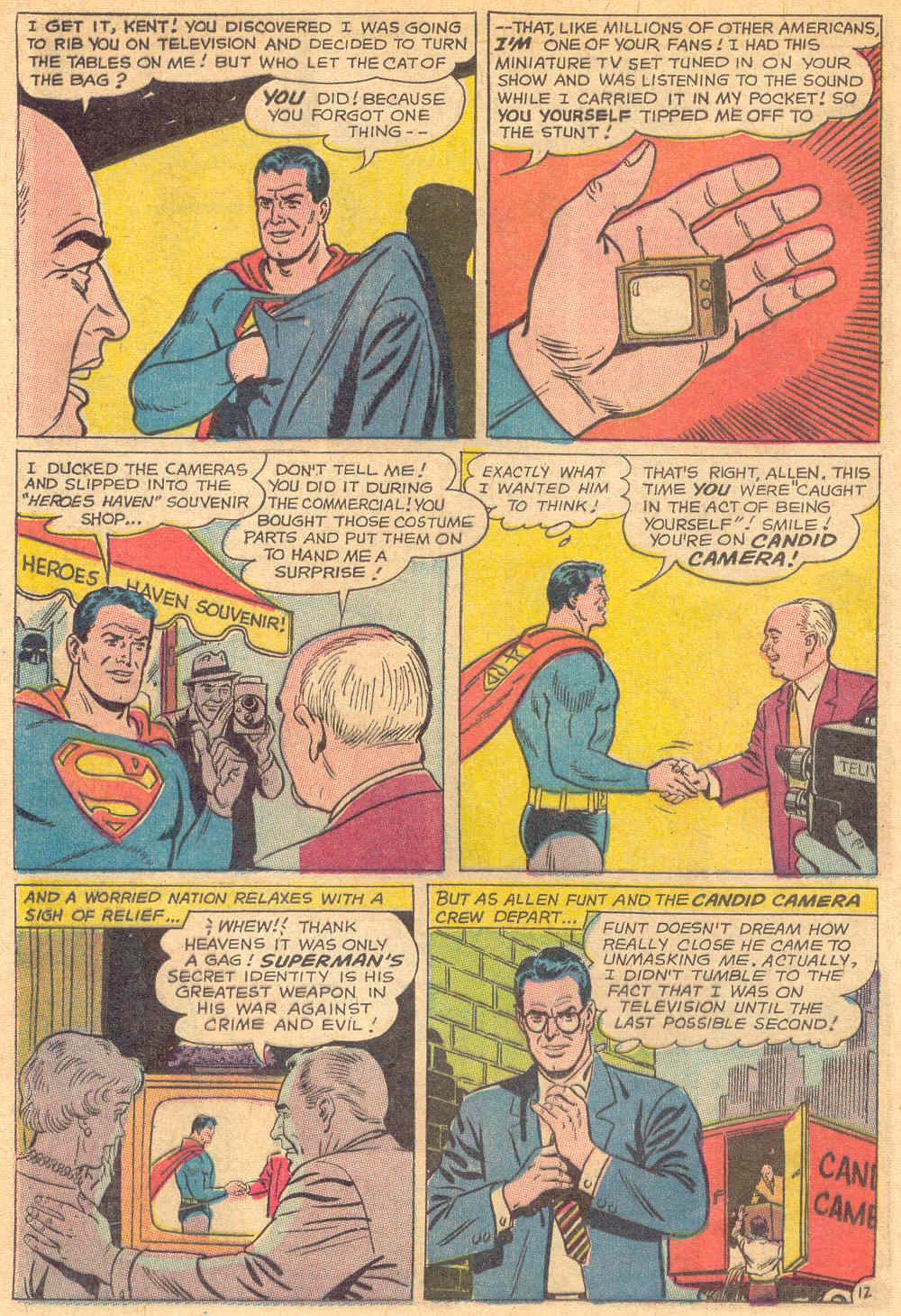 Read online Action Comics (1938) comic -  Issue #345 - 16