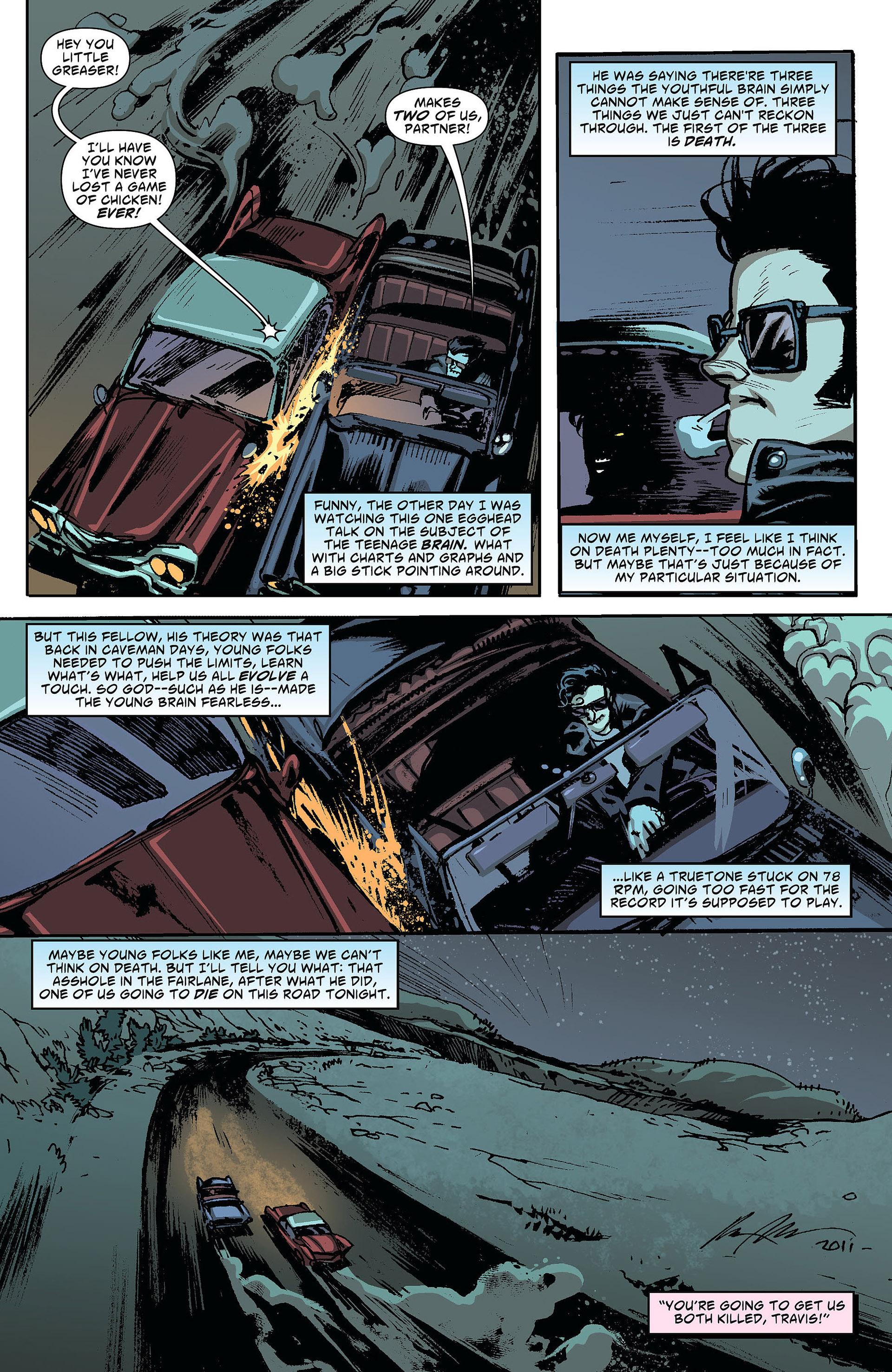 Read online American Vampire comic -  Issue #22 - 4