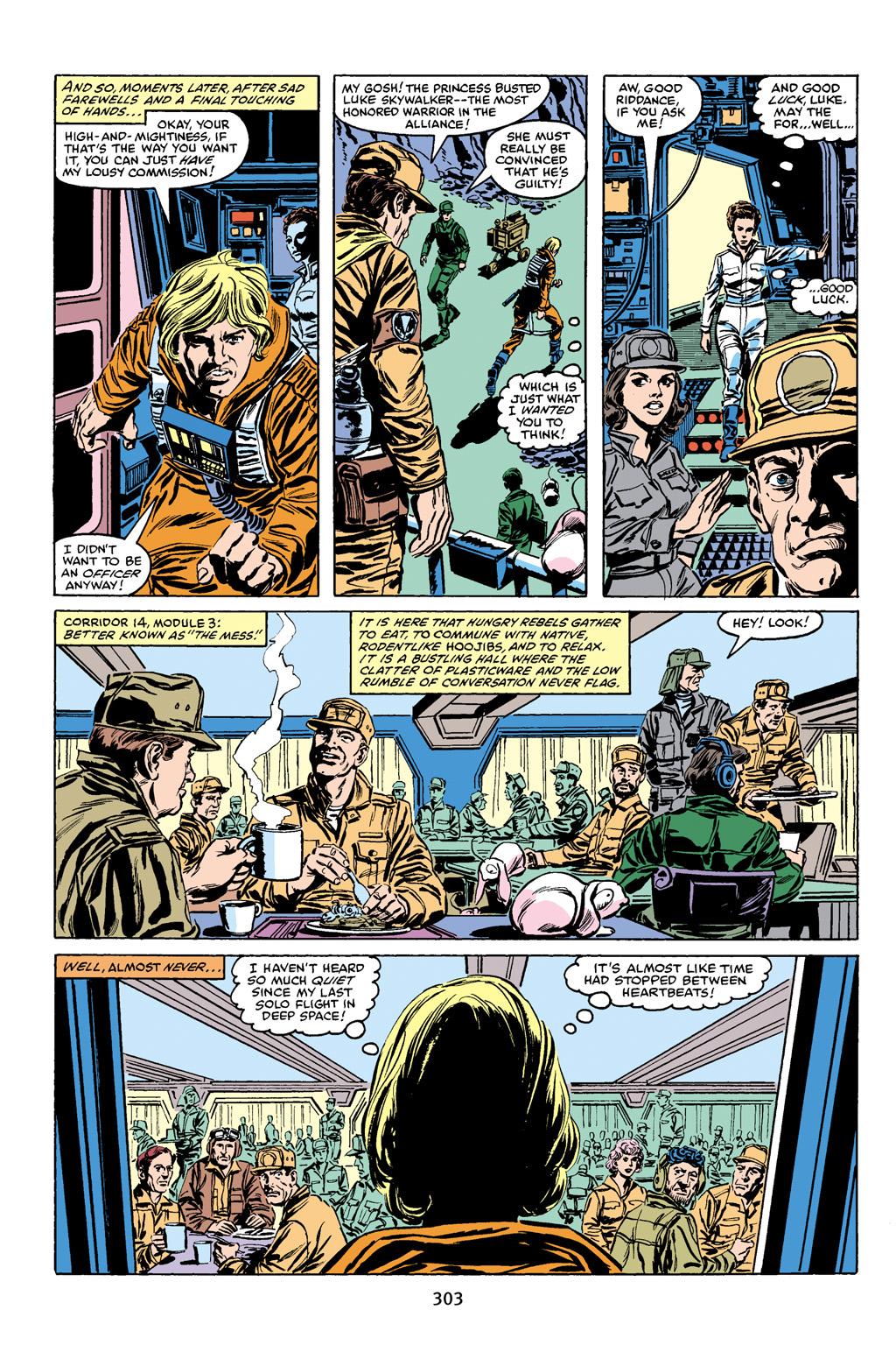 Read online Star Wars Omnibus comic -  Issue # Vol. 16 - 298