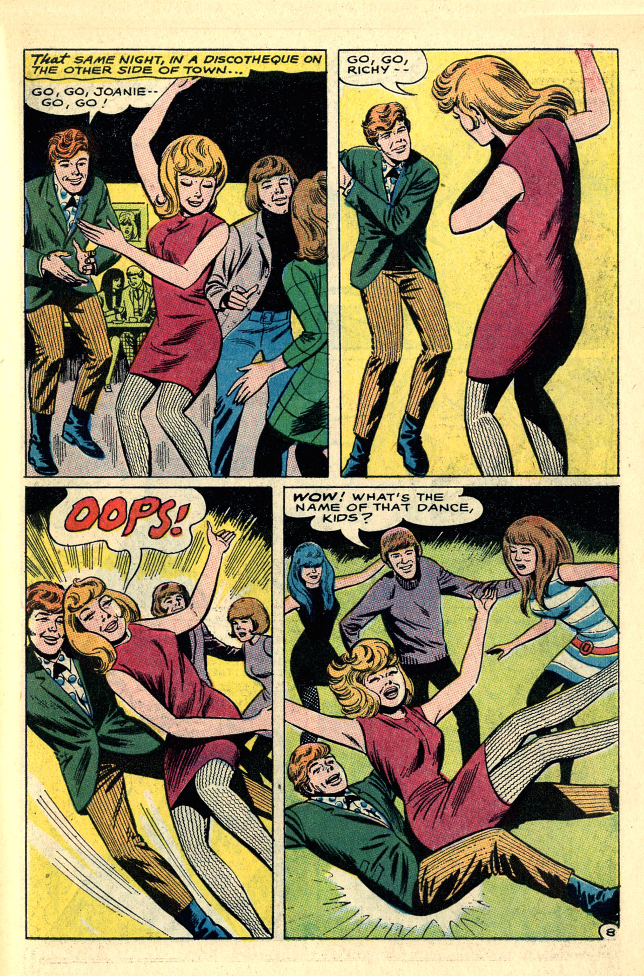 Read online Secret Hearts comic -  Issue #121 - 27