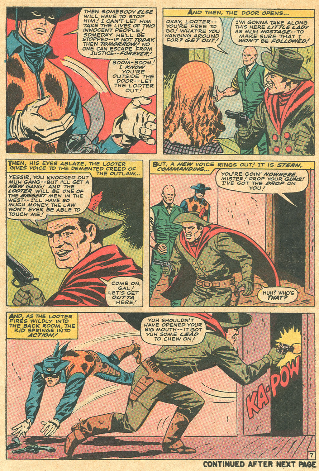 Read online Two-Gun Kid comic -  Issue #97 - 30