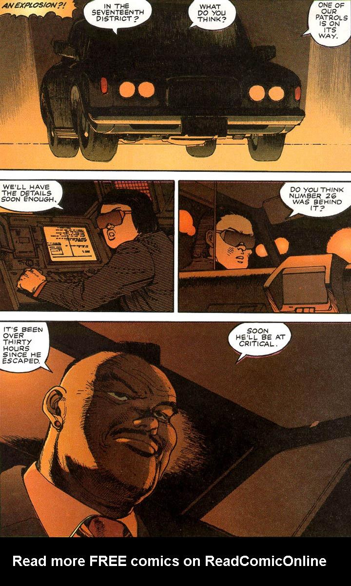 Read online Akira comic -  Issue #1 - 50
