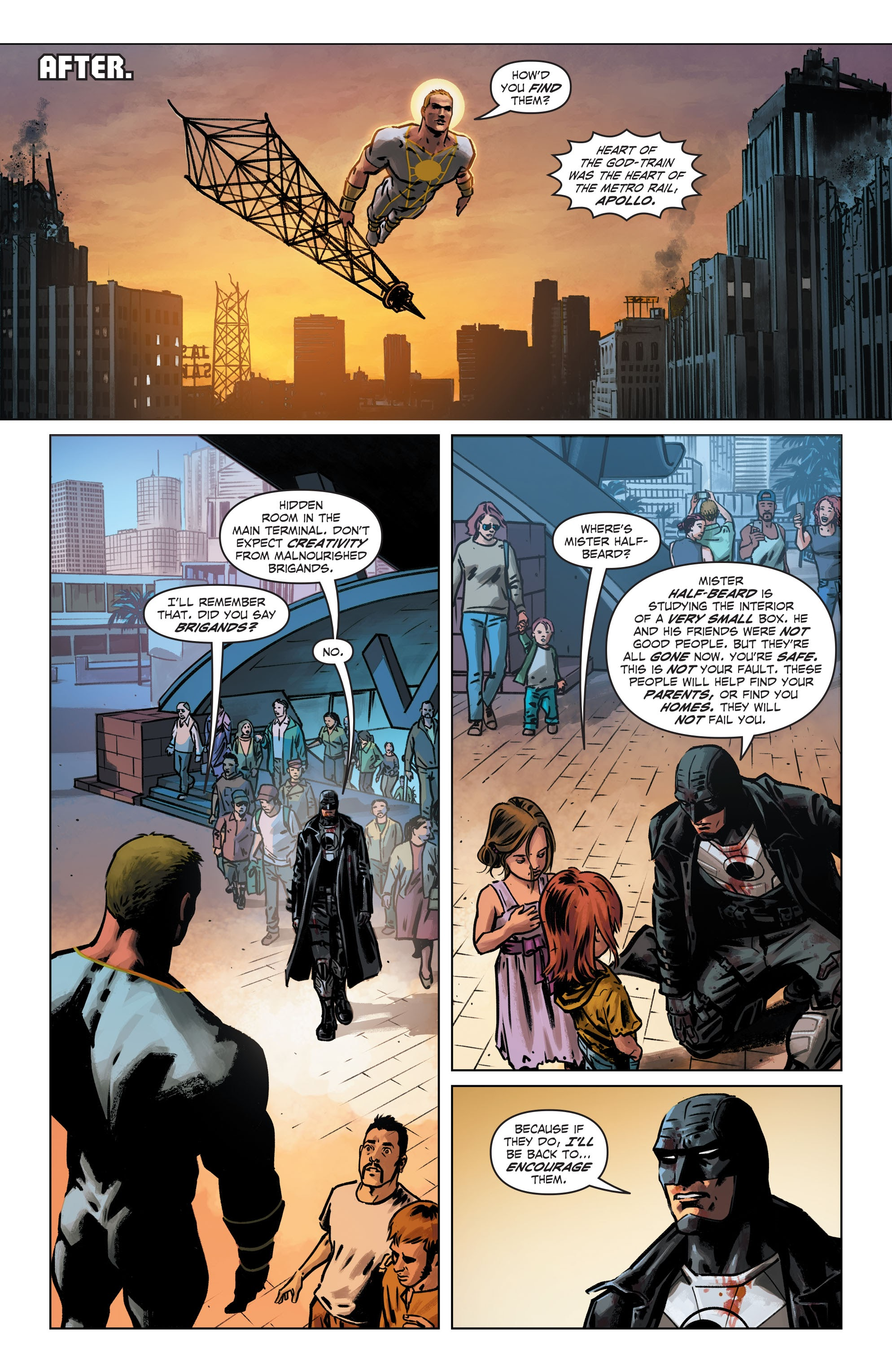 Midnighter and Apollo #_TPB #7 - English 13