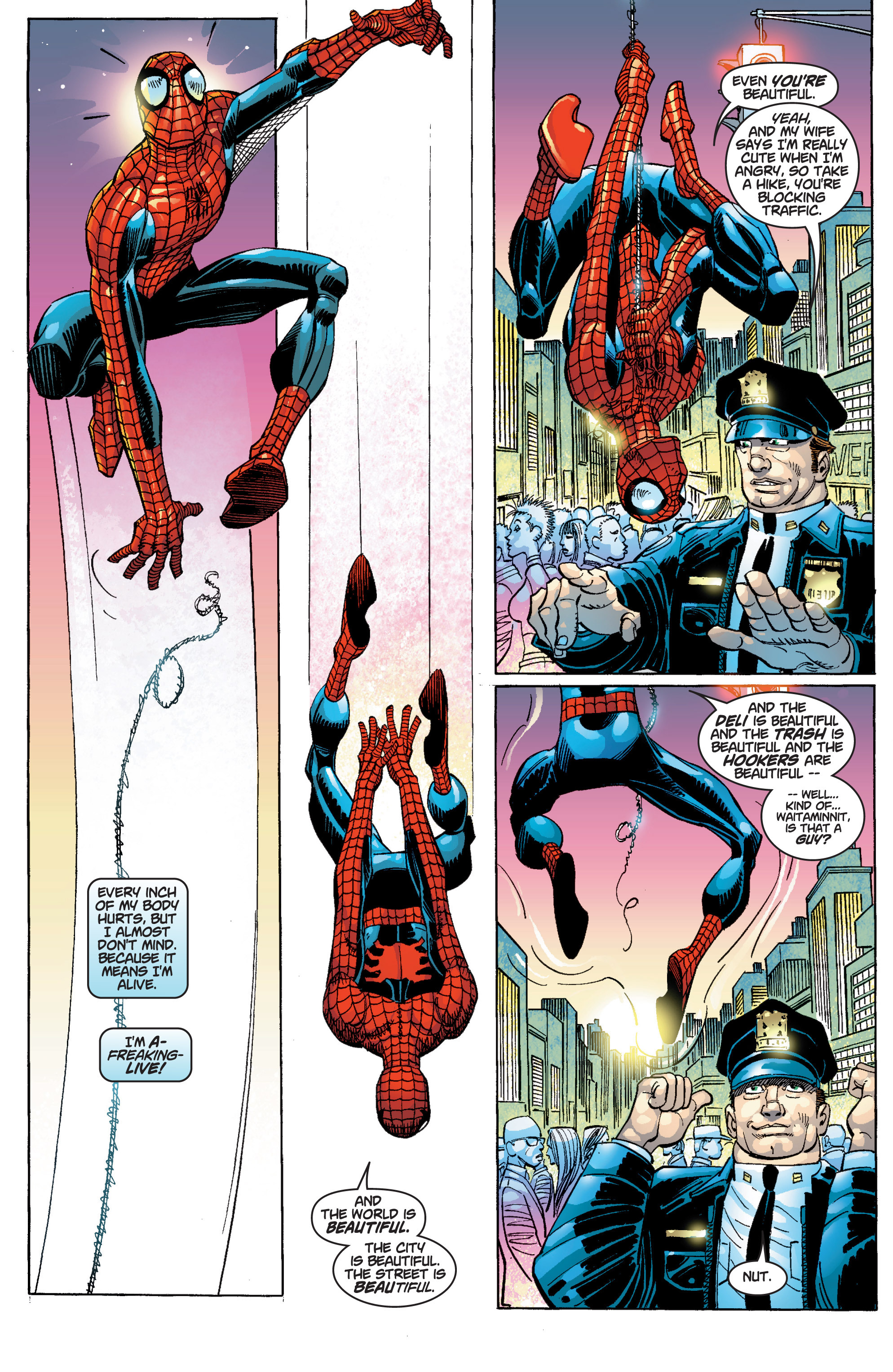 The Amazing Spider-Man (1999) 35 Page 20