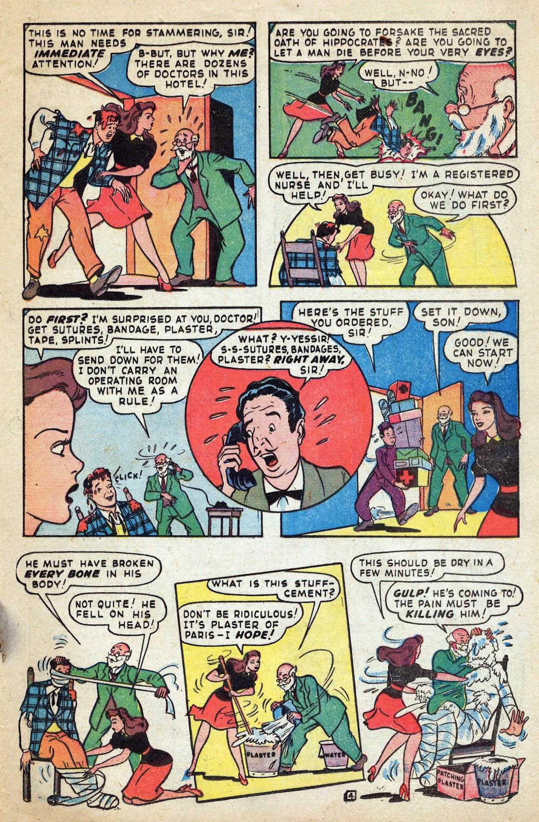 Read online Gay Comics comic -  Issue #31 - 23