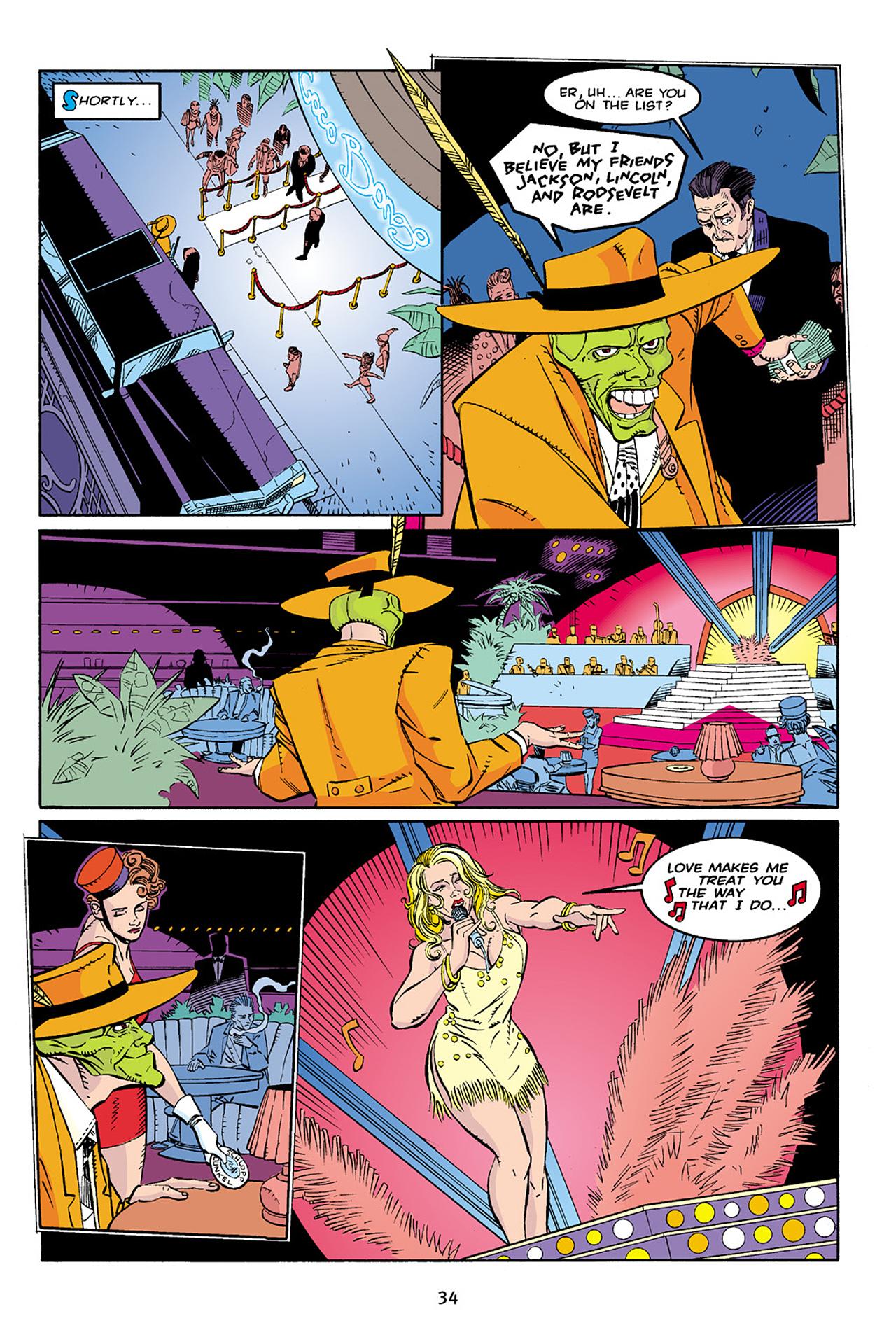 Read online Adventures Of The Mask Omnibus comic -  Issue #Adventures Of The Mask Omnibus Full - 34