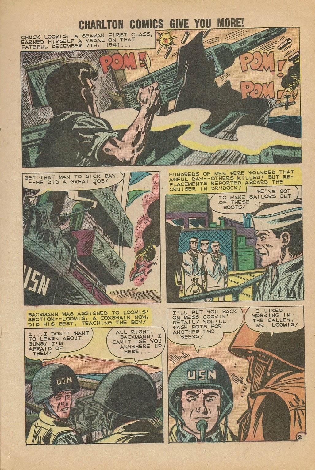 Read online Fightin' Navy comic -  Issue #95 - 13