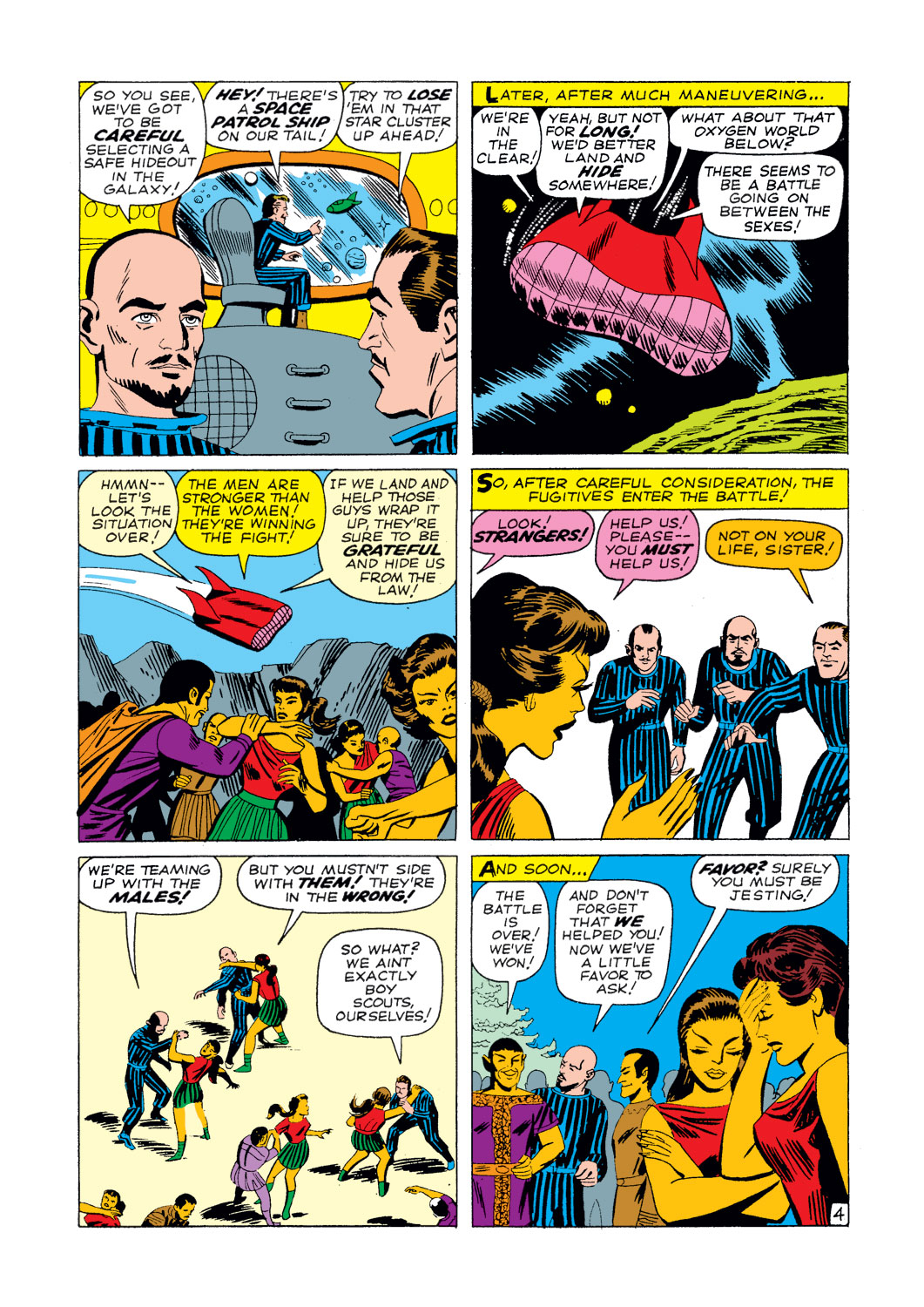 Tales to Astonish (1959) issue 52 - Page 23