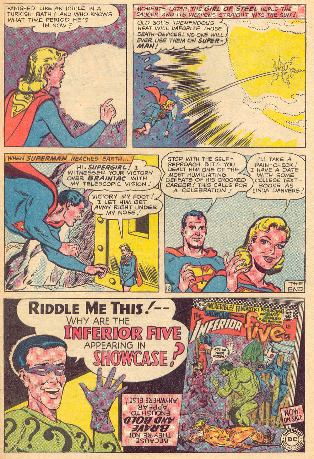 Read online Action Comics (1938) comic -  Issue #339 - 27
