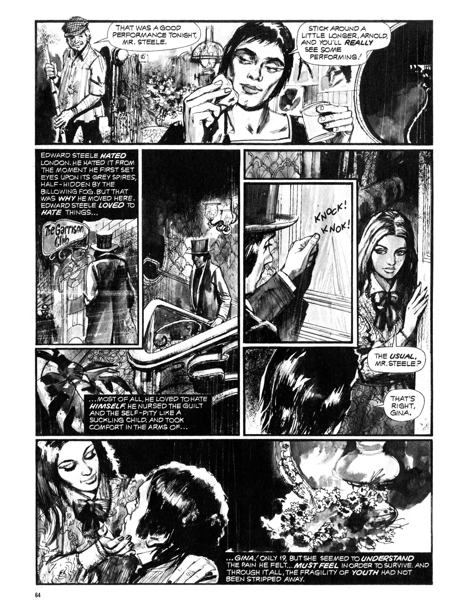 Read online Eerie Archives comic -  Issue # TPB 13 - 65
