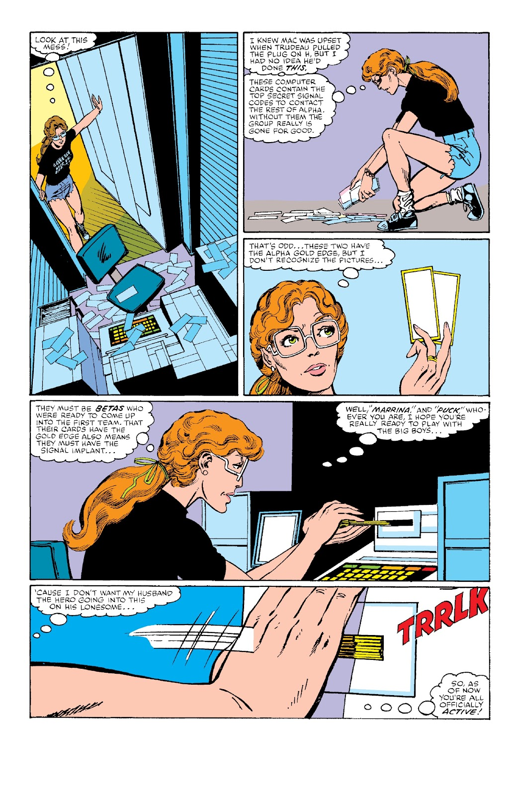 Alpha Flight (1983) issue _Facsimile_Edition_1 - Page 21