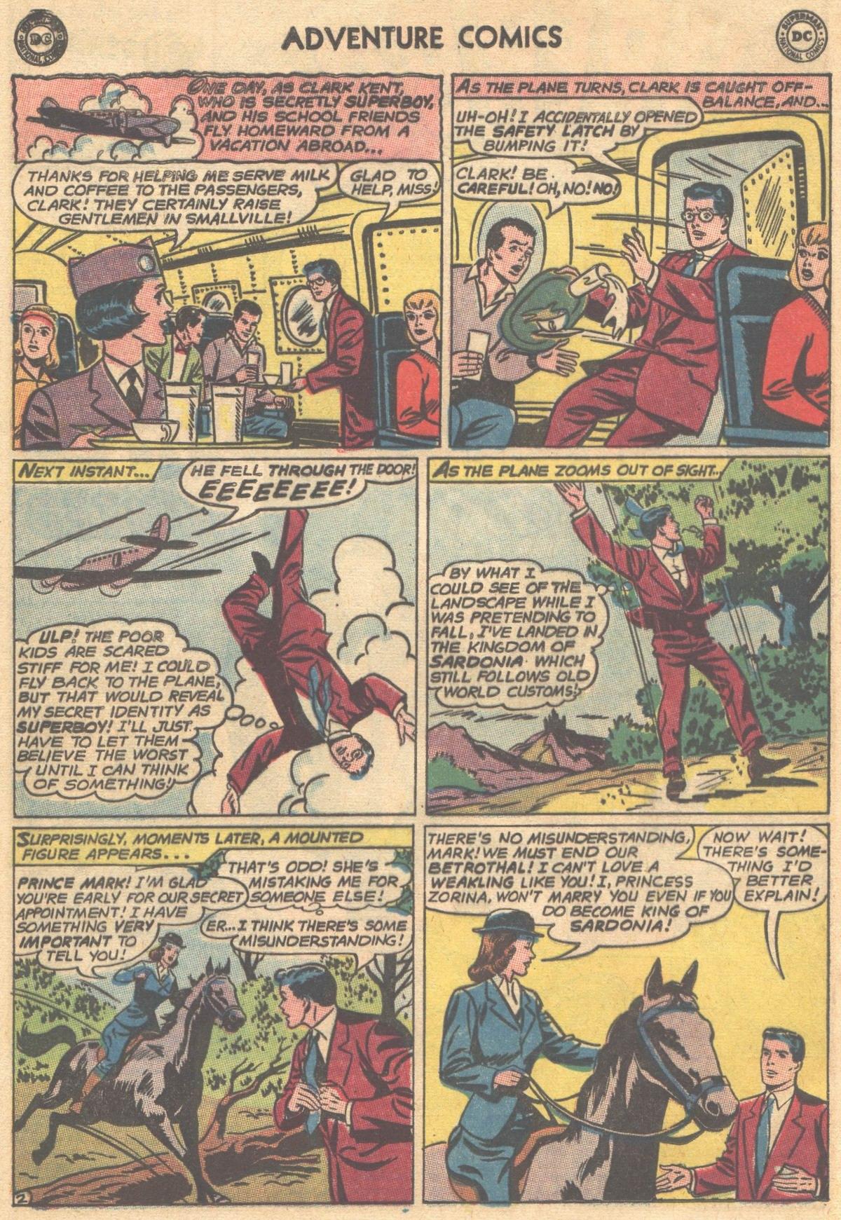 Read online Adventure Comics (1938) comic -  Issue #303 - 4