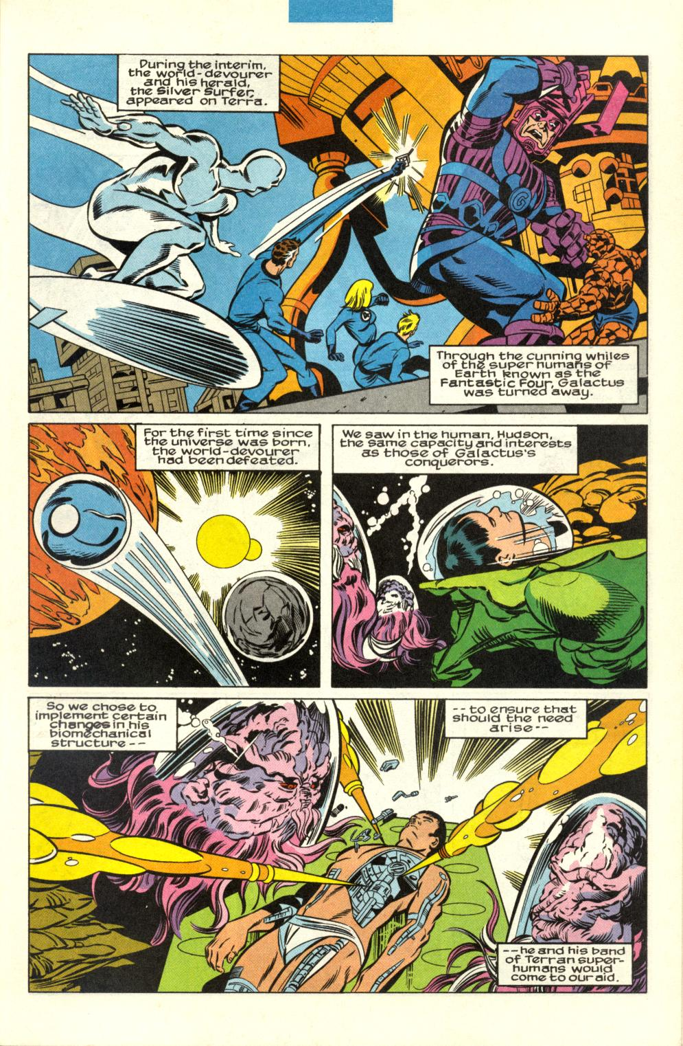 Read online Alpha Flight (1983) comic -  Issue #100 - 10