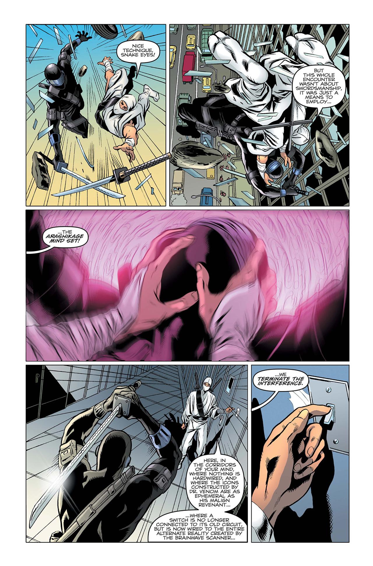 G.I. Joe: A Real American Hero 164 Page 23