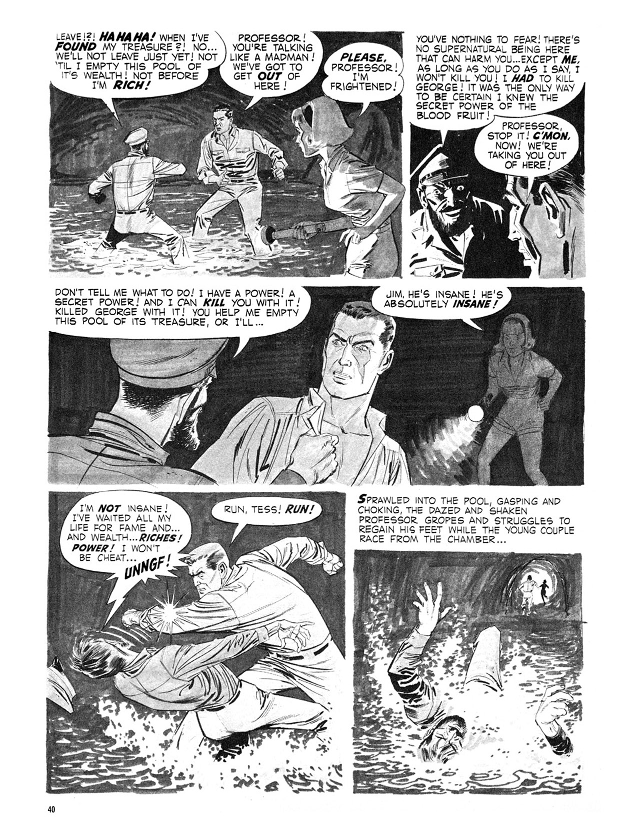 Read online Eerie Archives comic -  Issue # TPB 3 - 41