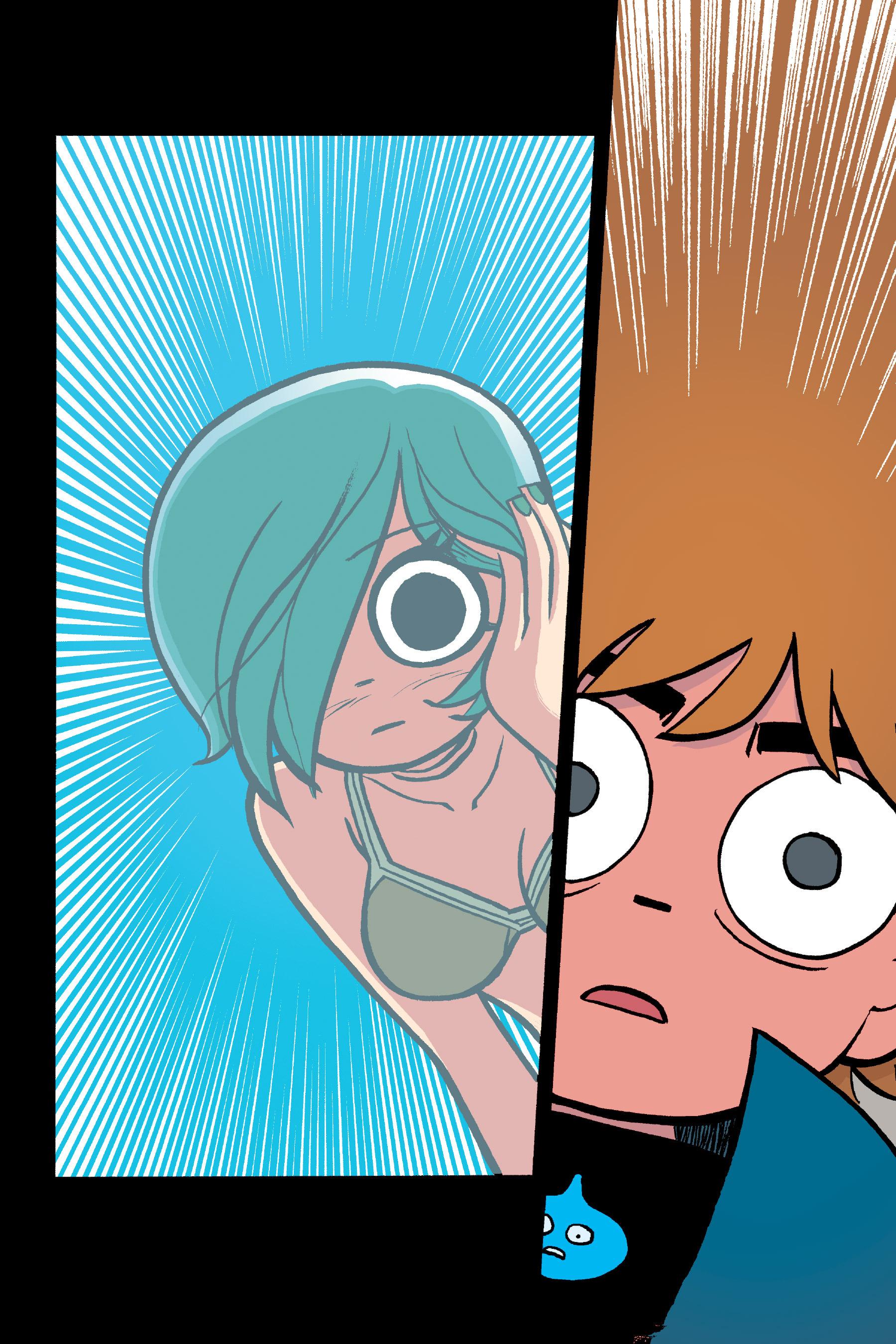 Read online Scott Pilgrim comic -  Issue #6 - 85