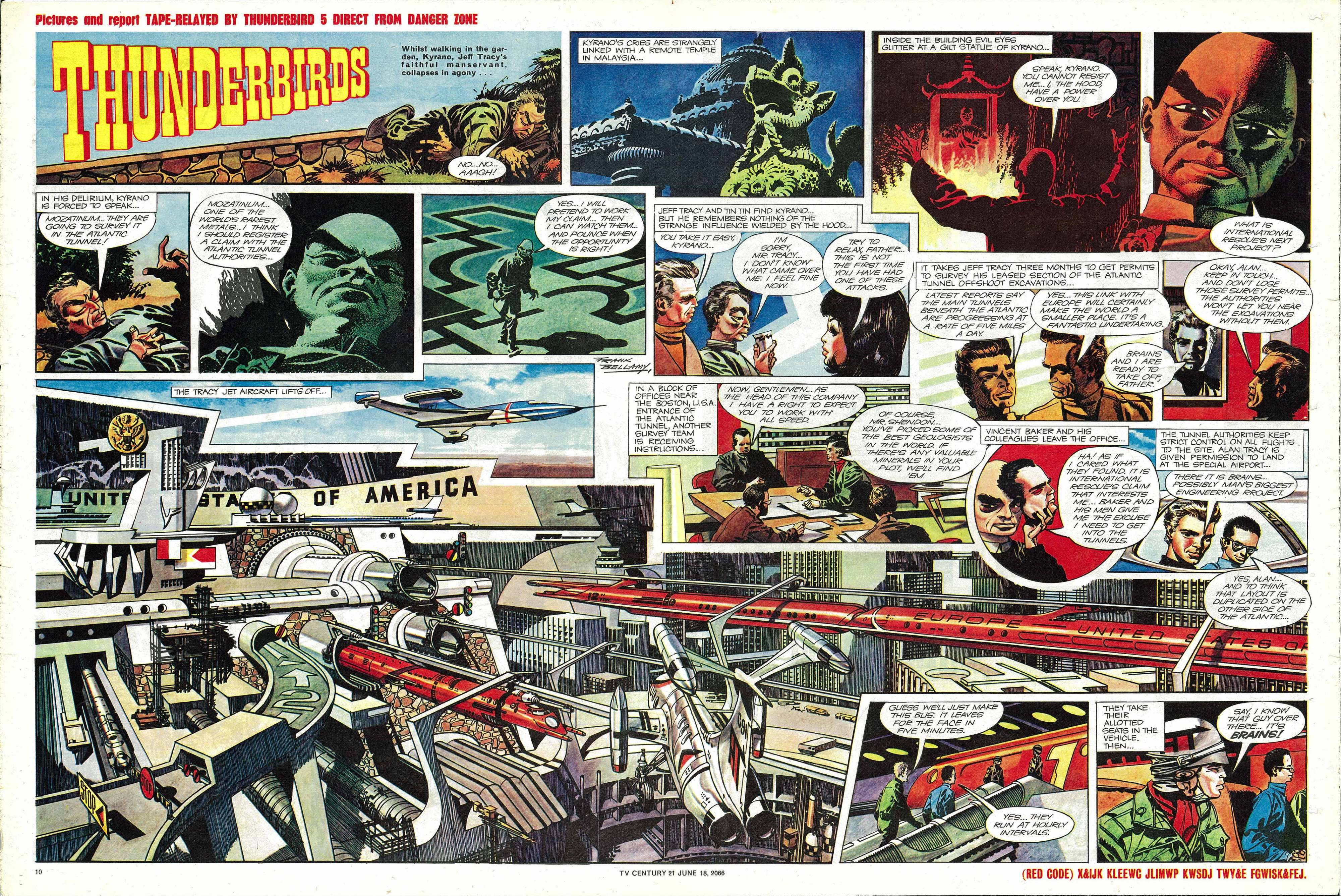 Read online TV Century 21 (TV 21) comic -  Issue #74 - 10